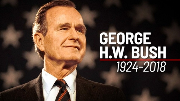 Bush Sr's Death and How Respectability Politics Overrides Accountability