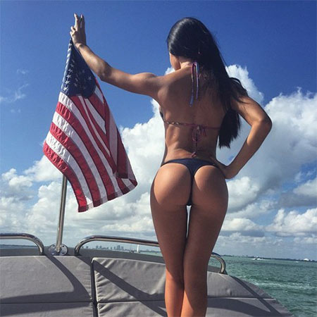 20 Girls with the Best Booty on Instagram (20 Pics)