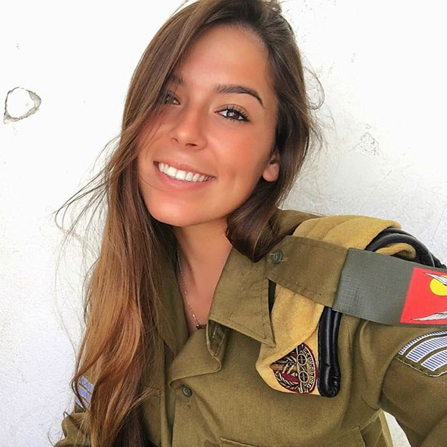 Hot Girls Of The Israeli Defense Force (30 Pics)