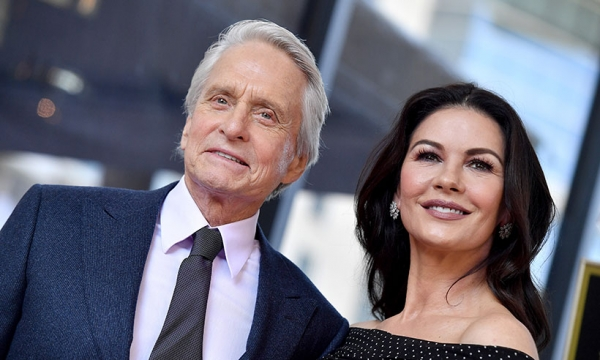 Michael Douglas' chat-up line seriously backfired when he first met Catherine Zeta-Jones