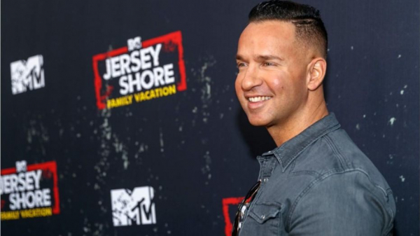 'Jersey Shore' star Mike 'The Situation' Sorrentino celebrates Christmas with wife before prison
