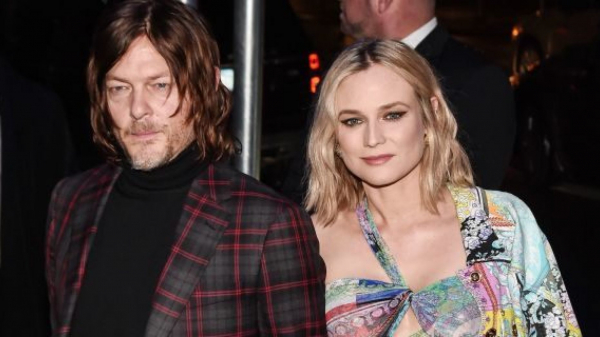 Norman Reedus shares first photo of daughter with Diane Kruger