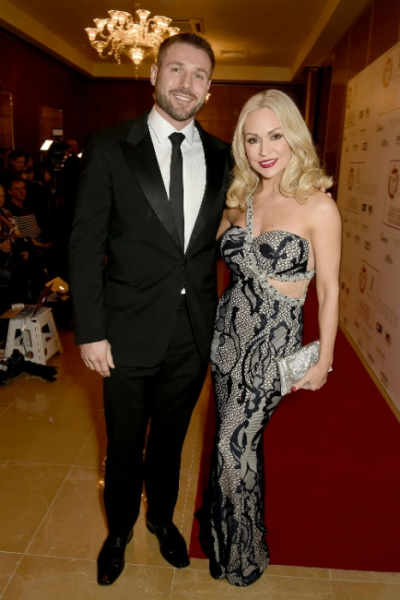 Kristina Rihanoff opens up about Ben Cohen being profoundly deaf