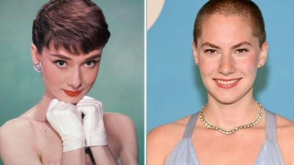 Audrey Hepburn's granddaughter explains how late Hollywood star is still inspiring her