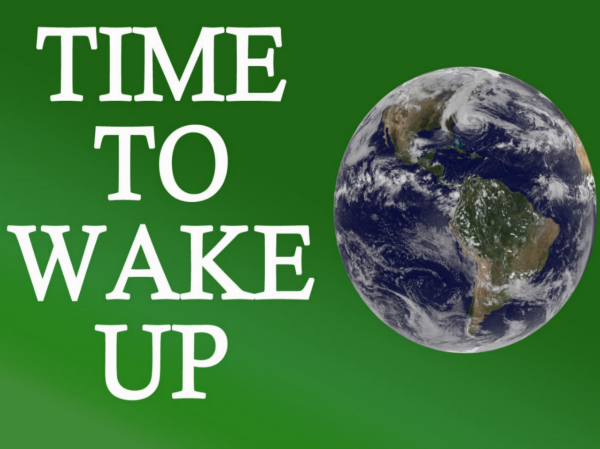 Time To Wake Up: From Coast to Coast