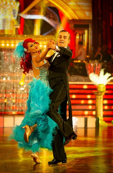 Strictly Come Dancing's Joe Sugg drops major hint he's dating Dianne Buswell