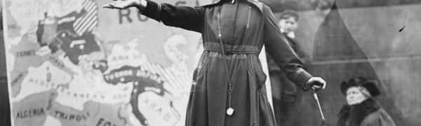 Was the Suffragettes' Description of Women as Slaves Justifiable?