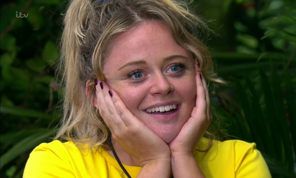Is I'm a Celebrity's Emily Atack single?