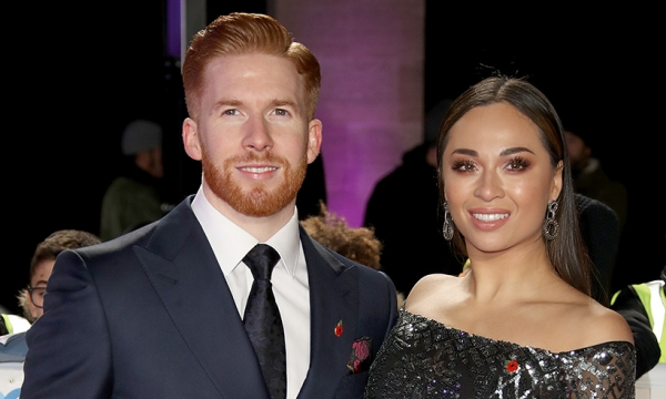Strictly's Katya Jones and husband Neil finally share exciting news after teasing fans