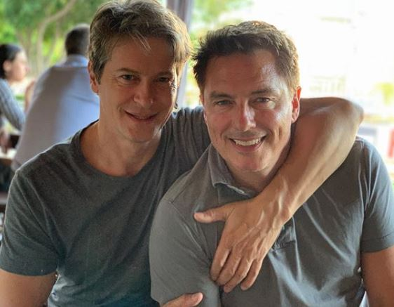 Who is John Barrowman's partner Scott Gill? Find out everything you need to know